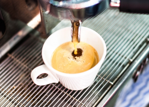 Top 5: coffee hotspots